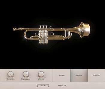 Muted Trumpet